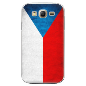 Plastové pouzdro iSaprio Czech Flag na mobil Samsung Galaxy Grand Neo Plus