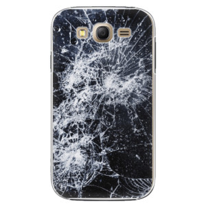 Plastové pouzdro iSaprio Cracked na mobil Samsung Galaxy Grand Neo Plus