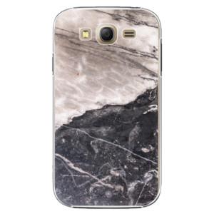 Plastové pouzdro iSaprio BW Marble na mobil Samsung Galaxy Grand Neo Plus