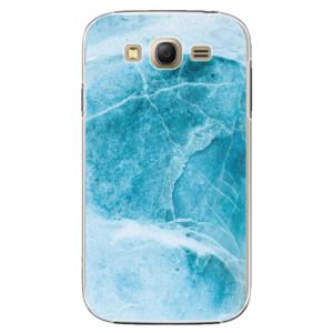 Plastové pouzdro iSaprio Blue Marble na mobil Samsung Galaxy Grand Neo Plus