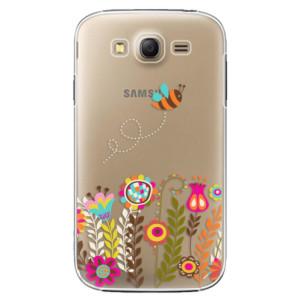 Plastové pouzdro iSaprio Bee 01 na mobil Samsung Galaxy Grand Neo Plus