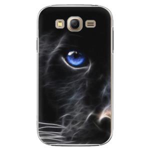Plastové pouzdro iSaprio Black Puma na mobil Samsung Galaxy Grand Neo Plus