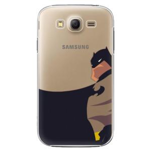Plastové pouzdro iSaprio BaT Comics na mobil Samsung Galaxy Grand Neo Plus
