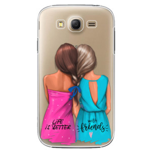 Plastové pouzdro iSaprio Best Friends na mobil Samsung Galaxy Grand Neo Plus