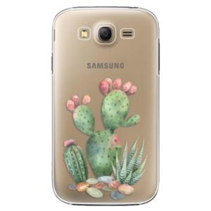 Plastové pouzdro iSaprio Cacti 01 na mobil Samsung Galaxy Grand Neo Plus