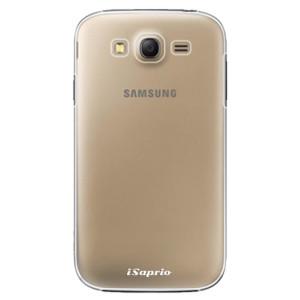 Plastové pouzdro iSaprio 4Pure mléčné bez potisku na mobil Samsung Galaxy Grand Neo Plus