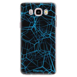 Plastové pouzdro iSaprio Abstract Outlines 12 na mobil Samsung Galaxy J5 2016