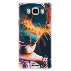 Plastové pouzdro iSaprio Astronaut 01 na mobil Samsung Galaxy J5 2016