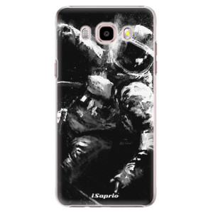 Plastové pouzdro iSaprio Astronaut 02 na mobil Samsung Galaxy J5 2016