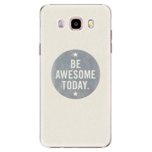 Plastové pouzdro iSaprio Awesome 02 na mobil Samsung Galaxy J5 2016