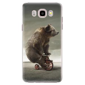 Plastové pouzdro iSaprio Bear 01 na mobil Samsung Galaxy J5 2016