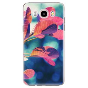 Plastové pouzdro iSaprio Autumn 01 na mobil Samsung Galaxy J5 2016