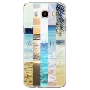 Plastové pouzdro iSaprio Aloha 02 na mobil Samsung Galaxy J5 2016