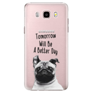 Plastové pouzdro iSaprio Better Day 01 na mobil Samsung Galaxy J5 2016