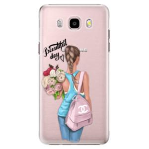 Plastové pouzdro iSaprio Beautiful Day na mobil Samsung Galaxy J5 2016