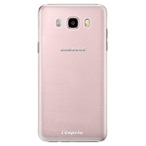 Plastové pouzdro iSaprio 4Pure mléčné bez potisku na mobil Samsung Galaxy J5 2016