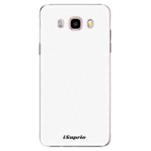 Plastové pouzdro iSaprio 4Pure bílé na mobil Samsung Galaxy J5 2016