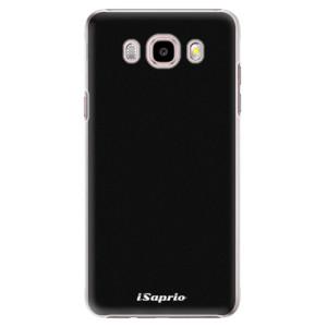 Plastové pouzdro iSaprio 4Pure černé na mobil Samsung Galaxy J5 2016