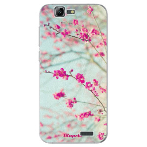 Plastové pouzdro iSaprio Blossom 01 na mobil Huawei G7