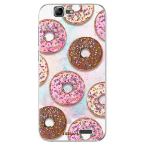 Plastové pouzdro iSaprio Donuts 11 na mobil Huawei G7