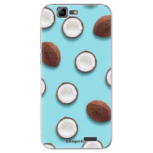 Plastové pouzdro iSaprio Coconut 01 na mobil Huawei G7
