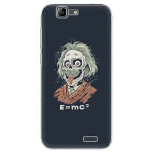 Plastové pouzdro iSaprio Einstein 01 na mobil Huawei G7
