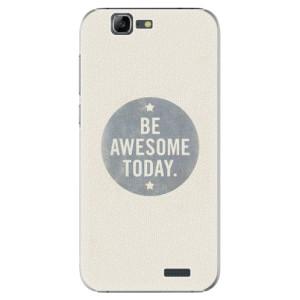 Plastové pouzdro iSaprio Awesome 02 na mobil Huawei G7