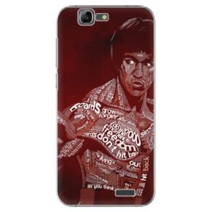 Plastové pouzdro iSaprio Bruce Lee na mobil Huawei G7