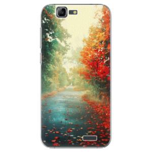 Plastové pouzdro iSaprio Autumn 03 na mobil Huawei G7