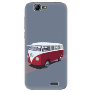 Plastové pouzdro iSaprio VW Bus na mobil Huawei G7