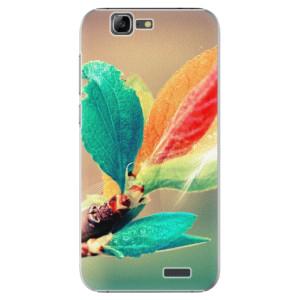 Plastové pouzdro iSaprio Autumn 02 na mobil Huawei G7