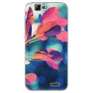 Plastové pouzdro iSaprio Autumn 01 na mobil Huawei G7