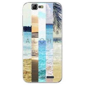 Plastové pouzdro iSaprio Aloha 02 na mobil Huawei G7
