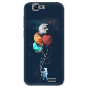 Plastové pouzdro iSaprio Balloons 02 na mobil Huawei G7