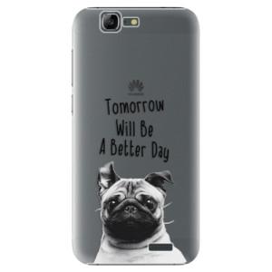 Plastové pouzdro iSaprio Better Day 01 na mobil Huawei G7