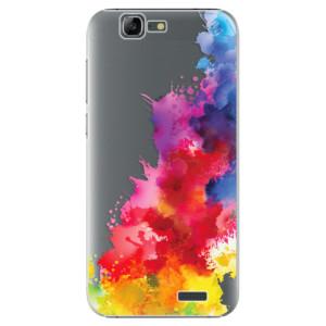Plastové pouzdro iSaprio Color Splash 01 na mobil Huawei G7