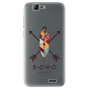 Plastové pouzdro iSaprio BOHO na mobil Huawei G7