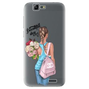 Plastové pouzdro iSaprio Beautiful Day na mobil Huawei G7