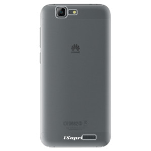Plastové pouzdro iSaprio 4Pure mléčné bez potisku na mobil Huawei G7