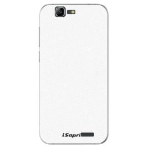 Plastové pouzdro iSaprio 4Pure bílé na mobil Huawei G7