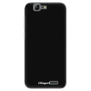 Plastové pouzdro iSaprio 4Pure černé na mobil Huawei G7