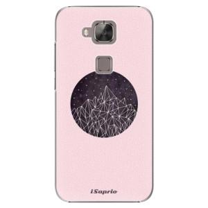 Plastové pouzdro iSaprio Digital Mountains 10 na mobil Huawei G8