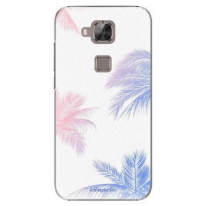 Plastové pouzdro iSaprio Digital Palms 10 na mobil Huawei G8