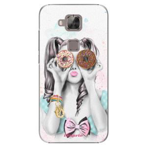 Plastové pouzdro iSaprio Donuts 10 na mobil Huawei G8