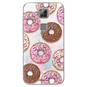 Plastové pouzdro iSaprio Donuts 11 na mobil Huawei G8