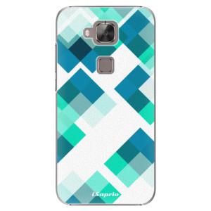 Plastové pouzdro iSaprio Abstract Squares 11 na mobil Huawei G8