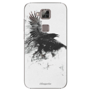 Plastové pouzdro iSaprio Dark Bird 01 na mobil Huawei G8