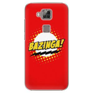 Plastové pouzdro iSaprio Bazinga 01 na mobil Huawei G8