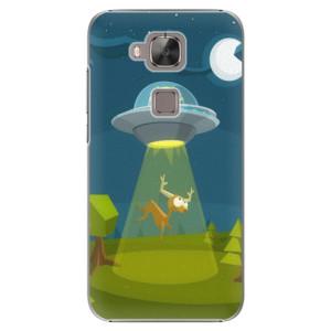 Plastové pouzdro iSaprio Alien 01 na mobil Huawei G8