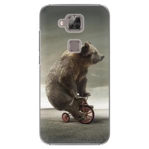 Plastové pouzdro iSaprio Bear 01 na mobil Huawei G8
